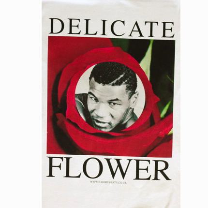 Delicate Flower - Tyson